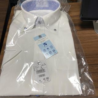 アオキ(AOKI)のワイシャツ半袖(シャツ)