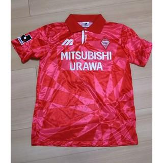 ミズノ(MIZUNO)の浦和レッズ 93年―94年ユニフォーム サイン入り(応援グッズ)