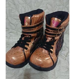 未使用★シュガーシュガー ブーツ型スニーカー①21.0