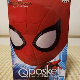 バンプレスト(BANPRESTO)のQposket キューポスケット スパイダーマン マスク(アメコミ)