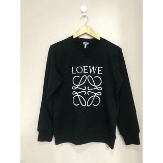 LOEWE - Loewe ブラック スウェット サイズ M 男女兼用