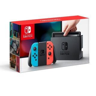 NSW Nintendo Switch ニンテンドースイッチ(家庭用ゲーム機本体)