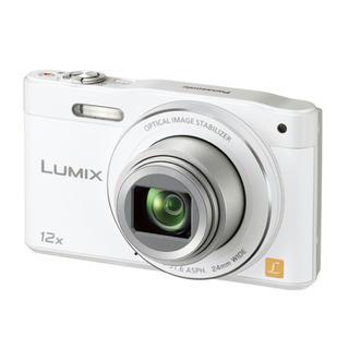 パナソニック(Panasonic)のPanasonic LUMIX SZ DMC-SZ8-W (コンパクトデジタルカメラ)