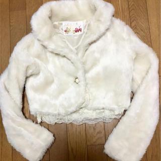 LIZ LISA - 未使用リズリサのファーコート ジャケット
