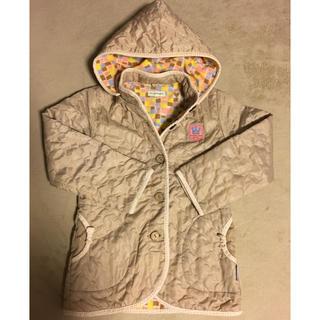 サンカンシオン(3can4on)の* 3can4on * 女の子 130 キルティングジャケット(ジャケット/上着)