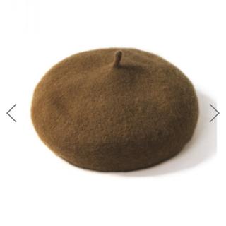 グレイル(GRL)の【最終お値下げ】GRL⭐︎ベレー帽(ハンチング/ベレー帽)