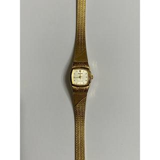 オリエント(ORIENT)のオリエント 腕時計 ゴールド レディース ウォッチ(腕時計)