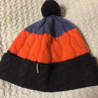 パタゴニア(patagonia)のパタゴニア  ニット帽 レディース (ニット帽/ビーニー)