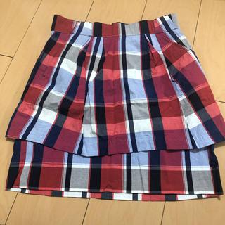 フレッドペリー(FRED PERRY)の美品 フレッドペリー スカート(ひざ丈スカート)