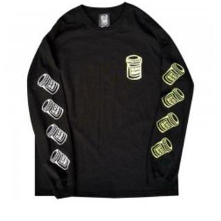 blackbrain  M size(Tシャツ/カットソー(七分/長袖))