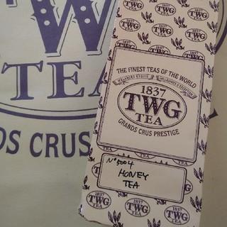 ルピシア(LUPICIA)のTWG HONEY TEA(茶)