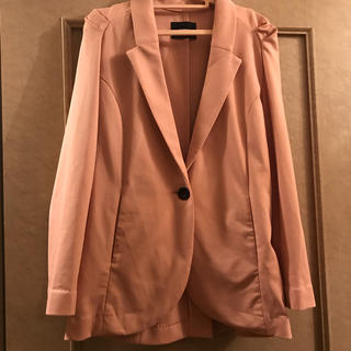 ムルーア(MURUA)のムルーア ピンクジャケット(テーラードジャケット)