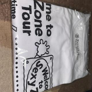 セクシー ゾーン(Sexy Zone)のwelcome to sexyzone tour Tシャツ(男性タレント)