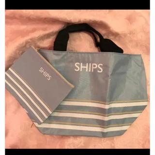シップス(SHIPS)の雑誌付録 ships(トートバッグ)