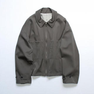 stein / OVER SLEEVE DRIZZLER JACKET(ブルゾン)