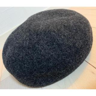 バーバリーブルーレーベル(BURBERRY BLUE LABEL)のベレー帽(ハンチング/ベレー帽)