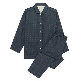 ムジルシリョウヒン(MUJI (無印良品))の新品 無印良品  脇に縫い目のない二重ガーゼパジャマ (パジャマ)