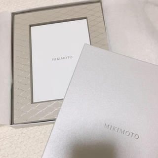 ミキモト(MIKIMOTO)の【美品】MIKIMOTO フォトフレーム ミキモト(フォトフレーム)
