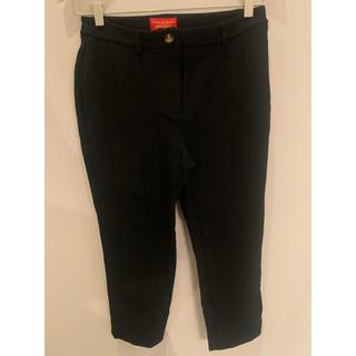 ヴィヴィアンウエストウッド(Vivienne Westwood)のVivienne Westwood Red Label 黒パンツ XS(その他)