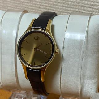 カルバンクライン(Calvin Klein)の【人気ブランド】CK Calvin Klein カルバンクライン ミラー文字盤(腕時計)