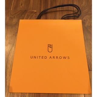 ユナイテッドアローズ(UNITED ARROWS)のUNITED ARROWSショッパー(ショップ袋)