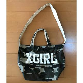 エックスガール(X-girl)のx-girl ⭐︎ショルダーバッグ⭐︎(ショルダーバッグ)