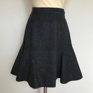 ヴィヴィアンウエストウッド(Vivienne Westwood)のお買得!新品未使用タグ付きヴィヴィアンウエストウッドチェックフレアスカート(ミニスカート)