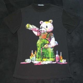 アンコロック(ankoROCK)のankoROCK 酒乱くま Tシャツ(Tシャツ(半袖/袖なし))