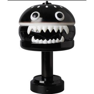 メディコムトイ(MEDICOM TOY)の新品 4体セット UNDERCOVER ハンバーガーランプ 黒 (その他)