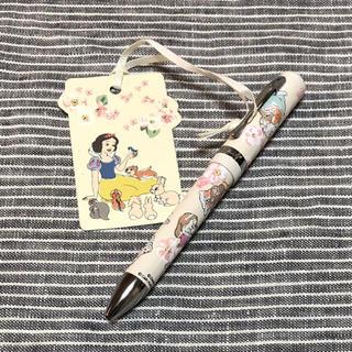 Cath Kidston - キャスキッドソン 新品 ディズニー スノーホワイト 白雪姫 小人 ペン