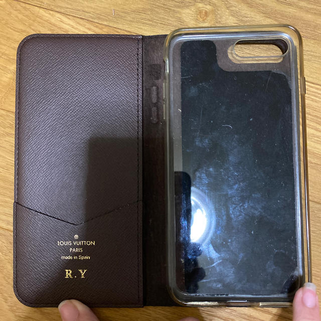 LOUIS VUITTON - LOUIS VUITTON♡iPhone8plusケースの通販