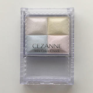 セザンヌケショウヒン(CEZANNE(セザンヌ化粧品))のセザンヌ ミックスカラーチーク(フェイスカラー)