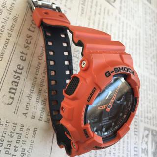 ジーショック(G-SHOCK)のG-SHOCK  レスキューオレンジ×ブラック(腕時計(デジタル))