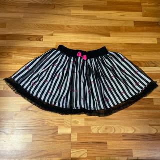 バービー(Barbie)の子ども服 スカート 95㎝(スカート)