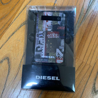 ディーゼル(DIESEL)のDIESEL 非売品 モバイルバッテリー(バッテリー/充電器)