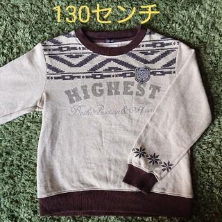 イッカ(ikka)の130センチ トレーナー(Tシャツ/カットソー)