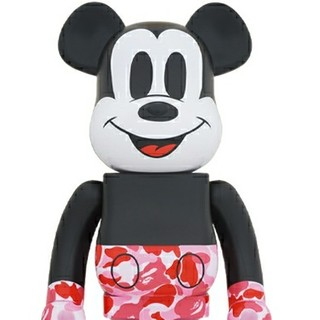 BE@RBRICK BAPE MICKEY MOUSE  1000%(その他)