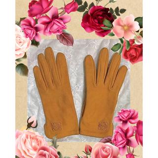ロエベ(LOEWE)の[美品]手袋❣️LOEWE(手袋)