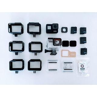 GoPro - 【超美品】GoPro HERO7 Black 予備バッテリー ハウジング付き
