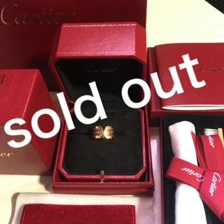 カルティエ(Cartier)のカルティエ 2C リング sold out!!(リング(指輪))
