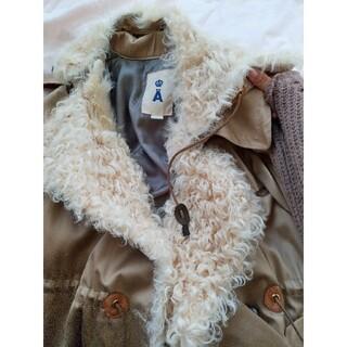 エディットフォールル(EDIT.FOR LULU)のmokomoko coat(ロングコート)