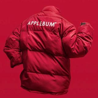 アップルバム(APPLEBUM)のAPPLEBUM インナーコットン  ダウンロードジャケット(ダウンジャケット)