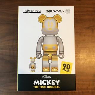 メディコムトイ(MEDICOM TOY)のSORAYAMA FUTURE MICKEY ベアブリック BEARBRICK(その他)