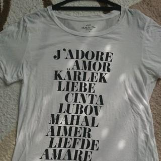 ジェイクルー(J.Crew)のJ CREW コレクションTシャツ(Tシャツ(半袖/袖なし))