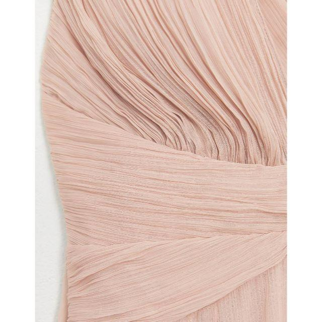 asos(エイソス)のASOS DESIGN ラップウエスト ドレープマキシドレス レディースのフォーマル/ドレス(ウェディングドレス)の商品写真