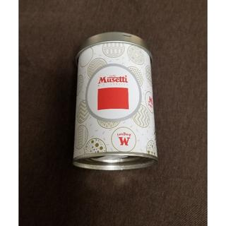 デロンギ(DeLonghi)の☆レア☆ 限定 ムセッティ エボリューション クリスマスエディション缶(コーヒー)
