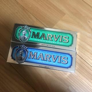 マービス(MARVIS)のmarvis 歯磨き粉(歯磨き粉)