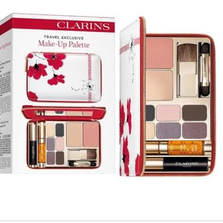 クラランス(CLARINS)の新品未使用未開封⭐クラランスclarins免税店限定パレットchanlフランス製(コフレ/メイクアップセット)