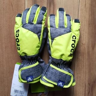 クロックス(crocs)のcrocs キッズ 手袋100~110cm(手袋)
