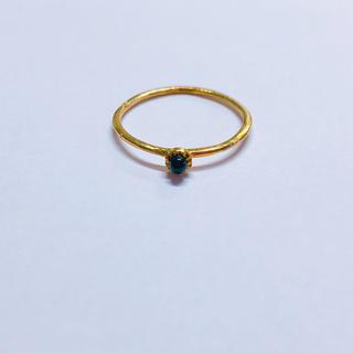 point pinkie (caviar)(リング(指輪))